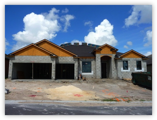 New homes for sale in the greater orlando area central for Building a house in florida