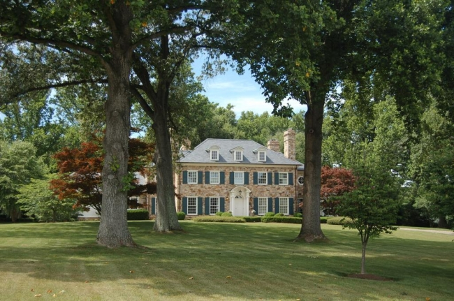 Potomac Falls Estate Home